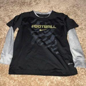 Toddler boys Nike Dri-for shirt